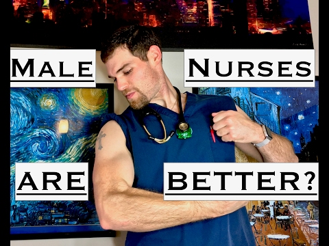 Do Male Nurses Earn More?