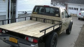 Custom Truck Box Build