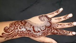 Beautiful henna Designs (Cilaan Qurux badan) By Qamar Bint Amiir 👑