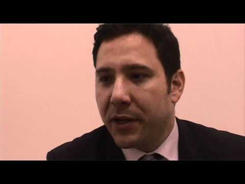Tirso Tromp, Area Director Europe, Aruba Tourism Authority @ ITB Berlin 2011