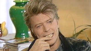 Flashback: Watch David Bowie Reveal How Fatherhood Changed Him in 1987