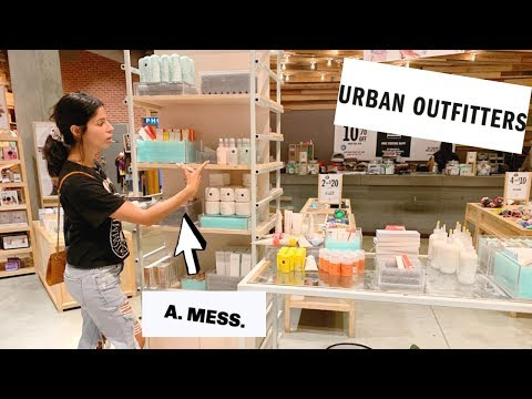 I TRIED MAKEUP FROM URBAN OUTFITTERS ... and it was interesting.... thumbnail
