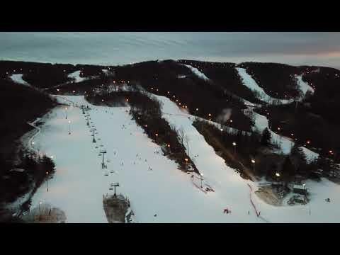 Mountain creek Vernon New Jersey... Mavic drone shots
