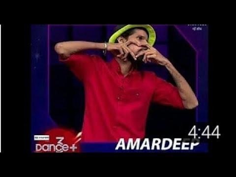 Amardeep singh selected on dance plus3 top12