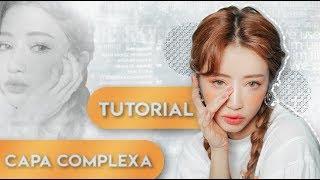 [💣]tutorial;; capa complexa (ibispaint x)