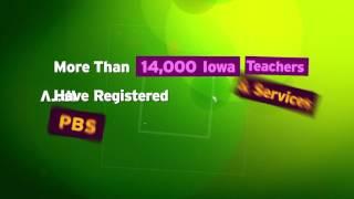 Iowa Education    The Impact of Iowa Public Television