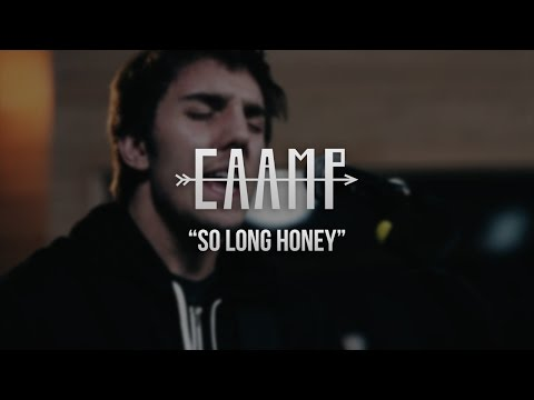 Caamp - So Long Honey - Gaslight Sessions