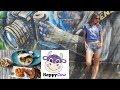 Eating and Traveling VEGAN Around the World!