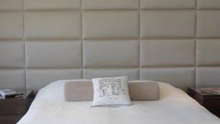 Fabricmate Master Bedroom Headboard Installation