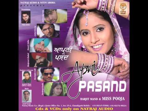 Cantante de Miss pooja punjabi