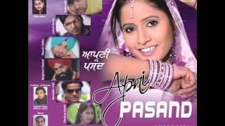 Apni Pasand # Singer - Miss Pooja & Harjit Mand |Latest Punjabi Album 2015 || Natraj Music