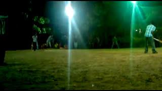 Night county crkt tournament @ uvents cricket club Aravukad.mp4