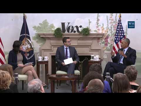 President Obama Sits Down with Vox