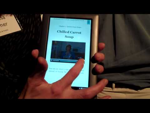 Barnes & Noble adds tablet features to new Nook Color e-reader