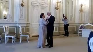 50 лет вместе  Жители МО Прометей, супруги Антоненковы, отметили Золотую свадьбу