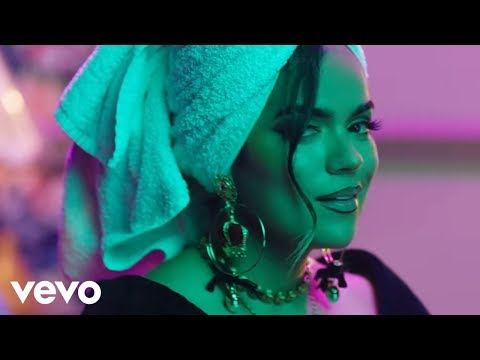 (Video) Karol G & J Balvin ft Nicky Jam - Mi Cama (Remix) - Nicky Jam, Mi Cama (Remix), Karol G, J Balvin - mp4-download