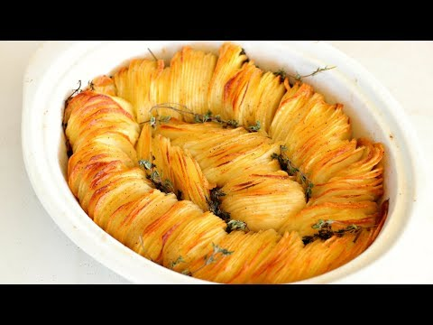 Crispy Roasted Potatoes Recipe