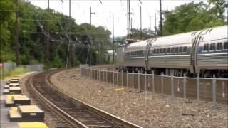 The Pennsylvanian,train 42 and 3 Keystones Part 3