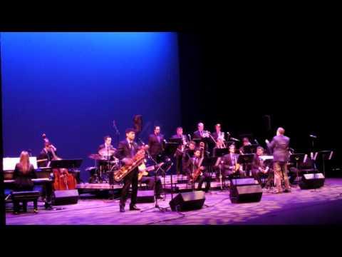 UNC Lab Band 2 Concert 2/22/17