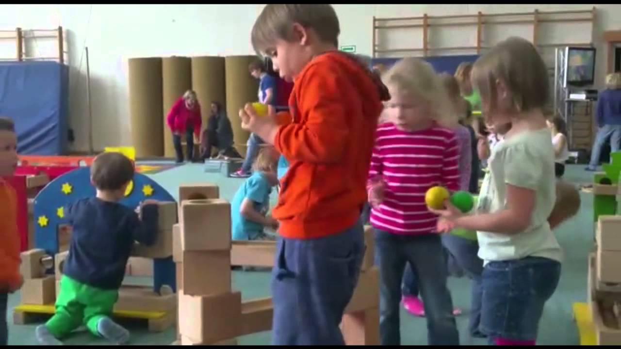 Kindertag mit KUGELBAHN KADEN BERLIN