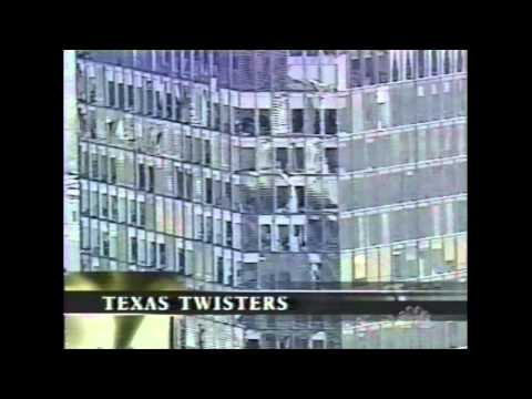 2000 Fort Worth tornado