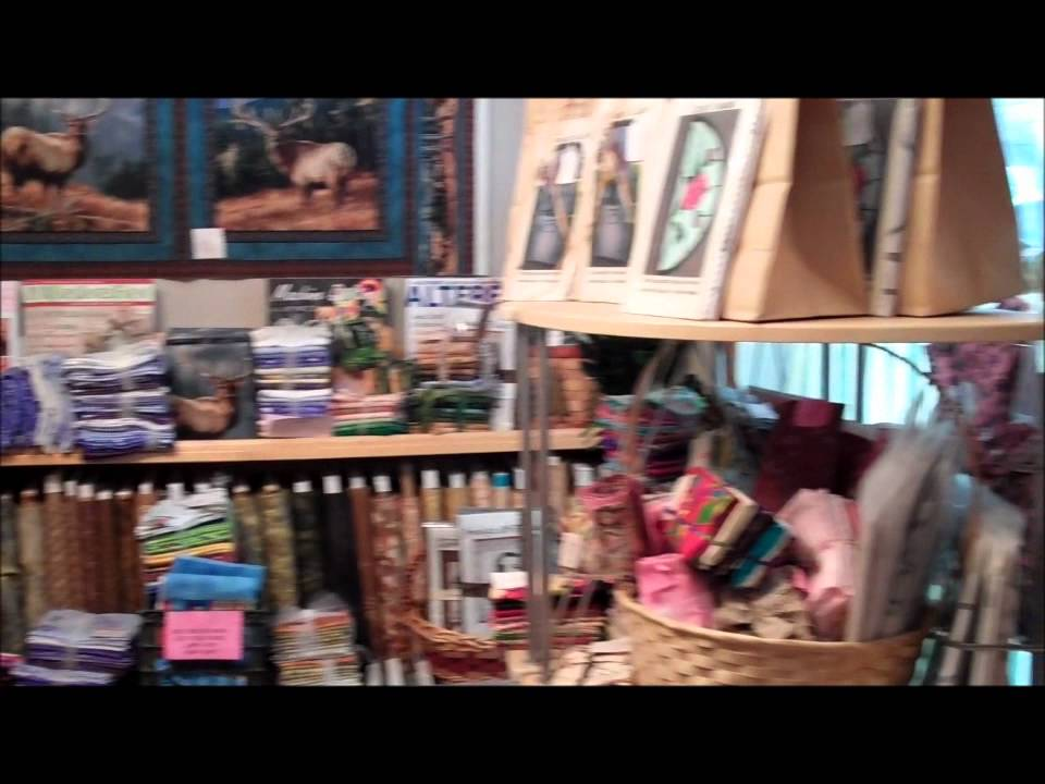 Quilt Shop Movie Chamberlain South Dakota.wmv - YouTube : south dakota quilt shops - Adamdwight.com