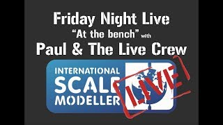 """Its the ISM Friday night Live """"At the bench"""" show We go live at 7:3..."""
