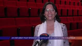 Yvelines | Un ciné-débat pour témoigner des difficultés de l'agriculture à Villepreux