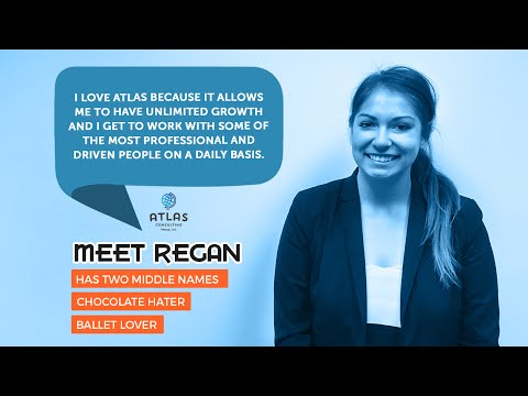 Atlas Consulting Group A-Team – Meet Regan
