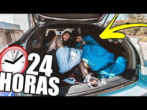 DESAFIO 24 HORAS DENTRO DO TYPER!!