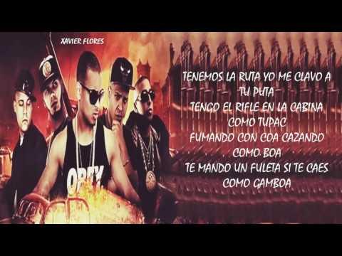 Soldado Y Profeta Remix Kendo Kaponi Ft Ñengo Flow Anuel AA Ozuna Almighty