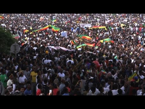 Blast rocks rally in support of new Ethiopian prime minister