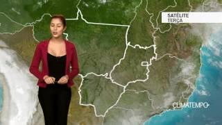 Previsão Centro-Oeste - Alerta para umidade baixa