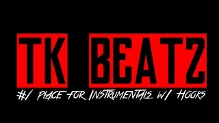 """Only Human"" Instrumental with hook Prod. By TK Beatz"