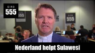 René de Reuver - Nederland helpt Sulawesi