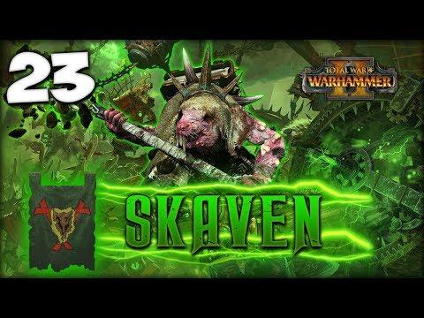 THE LOREMASTER'S END! Total War: Warhammer 2 - Skaven Campaign - Lord Skrolk #23
