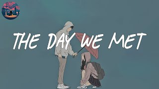 The day we met ☂️ Relaxing music/ indie chill music mix