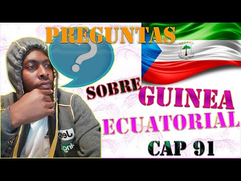Respondiendo preguntas sobre GUINEA ECUATORIAL 👉🇬🇶// capítulo 91 de respuestas. *EBPRO*