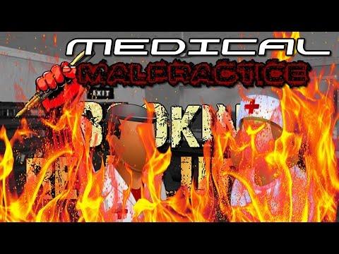 Booking Revolution:  Season 1, Episode 4:  (Medical Malpractice)