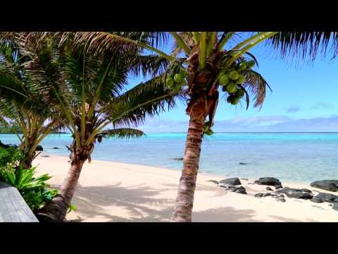 Rumours Beachfront Platinum Villa: Muri Lagoon Rarotonga