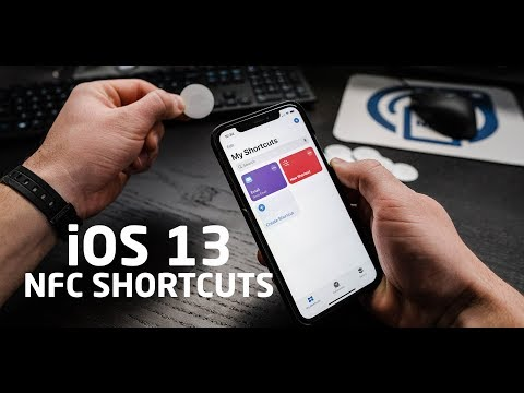 Understanding NFC Shortcuts On The Apple IPhone In IOS 13