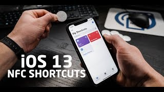 Gambar cover Understanding NFC Shortcuts on the Apple iPhone in iOS 13