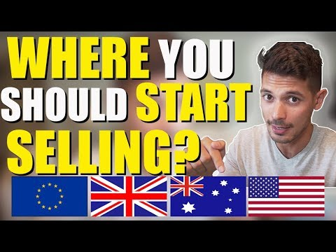 Which Is The BEST Amazon Marketplace To Sell On? Compared: Amazon Australia, US, Europe, UK