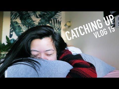 CATCHING UP | VLOG 15 | university of washington