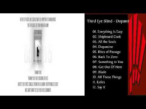 Third Eye Blind Dopamine 2019 Full Album