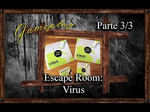 Gameplay escape room virus parte 3 3 spoiler juego de mesa youtube - Juego mesa virus ...
