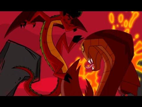 Мультфильм американский дракон джейк лонг смотреть 2 сезон все серии подряд