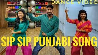 Sip SIP   Jasmine Sandlas ft Intense   Latest Punjabi Songs 2018   Dance Choreography by Inder Verma