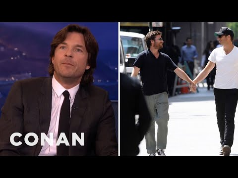 Jason Bateman Explains His Will Arnett Paparazzi Pics   CONAN on TBS