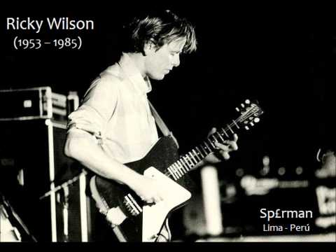 Tribute to Ricky Wilson